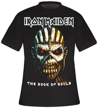 Iron maiden book of souls album review